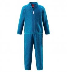 Купить комплект термобелья кофта/брюки reima tahto, цвет: голубой ( id 6147079 )