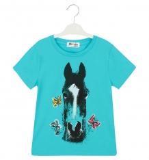 Купить футболка shishco, цвет: голубой ( id 8907577 )