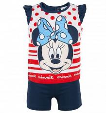 Комплект футболка/шорты Sun City 90109, цвет: синий ( ID 2693552 )