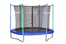 Купить hudora батут fitness trampoline 250 см