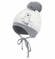 Купить комплект шапка/шарф ewa selena, цвет: белый ( id 3352202 )