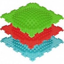 Купить коврик-пазл ортодон островок мягкий (3 дет.) 75 х 50 см ( id 9161767 )