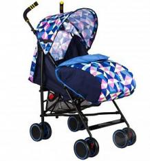 Купить коляска-трость tizo victory, цвет: синий ( id 2675477 )