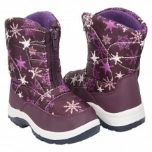 Купить сапоги kidix, цвет: фиолетовый ( id 10841171 )