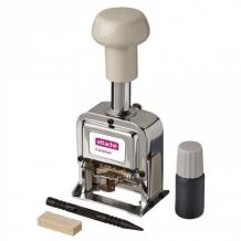 Купить attache нумератор автоматический 6-и разрядный 4.8 мм 546039