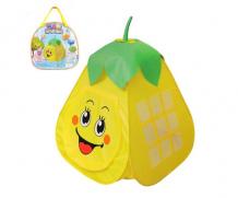Купить наша игрушка палатка игровая сладкая груша 80х80х100 см 200321112
