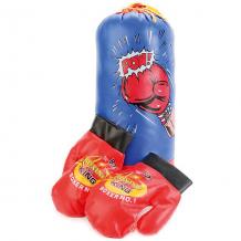 Купить набор для бокса играем вместе (груша+перчатки) ( id 7771735 )
