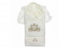 Купить топотушки конверт-одеяло на выписку сказка (весна) 124