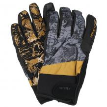Купить перчатки сноубордические dakine impreza glove watts черный,серый,коричневый
