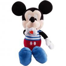 """Купить disney мягкая игрушка """"микки и весёлые гонки: поцелуй от микки"""" (34 см, интеракт., звук) 6767022"""
