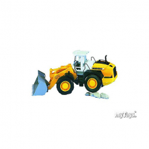 Купить погрузчик колёсный liebherr l574 с ковшом, bruder ( id 1210393 )