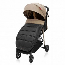 Купить прогулочная коляска everflo shine e-240, цвет: beige ( id 11999524 )