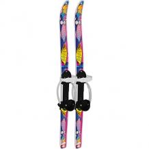 """Купить лыжи детские """"быстрики"""" с палками, коты (90/90) ( id 10277111 )"""
