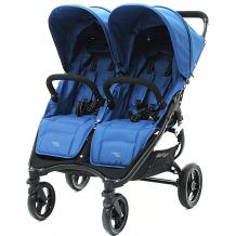 Купить прогулочная коляска для двойни valco baby snap duo / ocean blue 9345308