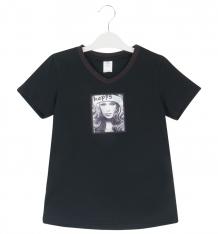Купить футболка hoh loon, цвет: черный ( id 8752807 )