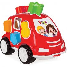 """Купить машинка с геометрическими фигурами """"нилоя"""" pilsan shape sorter car ( id 11191939 )"""