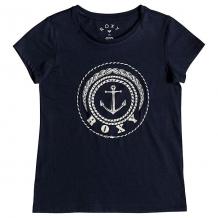 Купить футболка детская roxy seeyouagainanch dress blues синий ( id 1194870 )