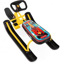 """Купить снегокат nika-kids """"тимка спорт 2"""" f1, жёлтый ( id 10037065 )"""