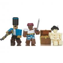 Купить набор фигурок jazwares roblox разбойники: битва за остров веселья ( id 14937195 )
