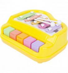 Купить музыкальный инструмент игруша металлофон, 22 см ( id 182760 )