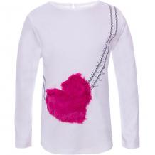 Купить футболка с длинным рукавом ido для девочки 9176925