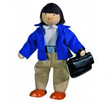 Купить goki кукла деревянная отец 51725