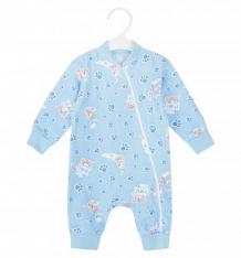 Комбинезон Три медведя, цвет: голубой ( ID 9099871 )