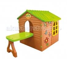 Купить mochtoys игровой домик со столом 11045