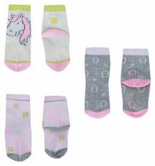 Купить носки yo!, цвет: желтый/розовый ( id 10361897 )