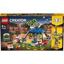 Купить конструктор lego creator 31095: ярмарочная карусель 11140980