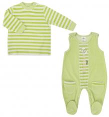 Купить комбинезон tiger baby & kids, цвет: зеленый ( id 5392225 )