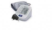 Купить omron тонометр m2 basic с адаптером 000001060/hem-7121-aru
