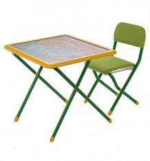 Купить набор мебели дэми король лев, цвет: зеленый ( id 9805785 )