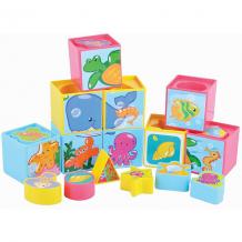 Купить кубики-сортер red box, 9 шт. ( id 10262651 )