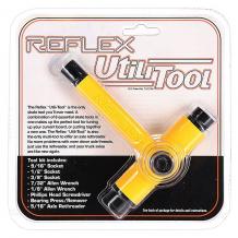 Купить ключ для скейтборда reflex tool yellow/black желтый 1112280