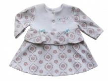 Купить soni kids платье с баской романтика з6105003