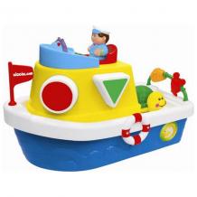 Купить сортер kiddieland лодка с черепахой kid 044305