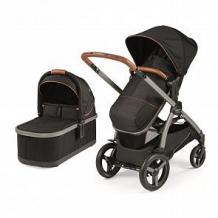 Купить коляска 2 в 1 peg-perego ypsi combo, цвет: ebony ( id 10513952 )
