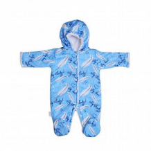 Купить комбинезон babyglory путешественник, цвет: голубой ( id 11251886 )