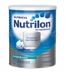 Купить nutrilon сухая смесь антирефлюкс с рождения 400 г 28305