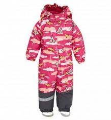 Комбинезон Lappi Kids Aapa, цвет: розовый/серый ( ID 942916 )