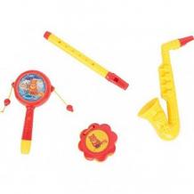 Купить игровой набор игруша музыкальные инструменты желтого цвета ( id 7363729 )