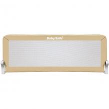 Купить барьер для кроватки baby safe, 180х42 см, бежевый ( id 13278347 )