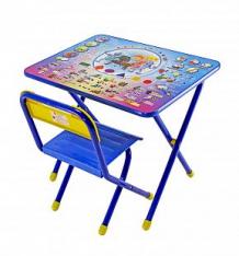 Набор детской мебели Дэми Электроник, цвет: синий ( ID 240233 )