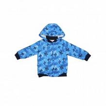 Купить кофта babyglory капитоша, цвет: синий ( id 11457910 )