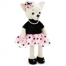 Купить мягкая игрушка orange lucky doggy собака lili: бусинка, 37 см ( id 8316949 )