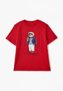 Купить футболка polo ralph lauren po006ebfnhc0ins