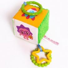"""Купить игрушка кубик-подвеска """"малышарики"""" мякиши 996960900"""