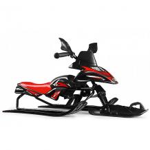 Купить снегокат-снегоход small rider scorpion solo, черно-красный ( id 13135814 )