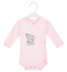 Купить боди mamatti elephant, цвет: розовый ( id 3400640 )